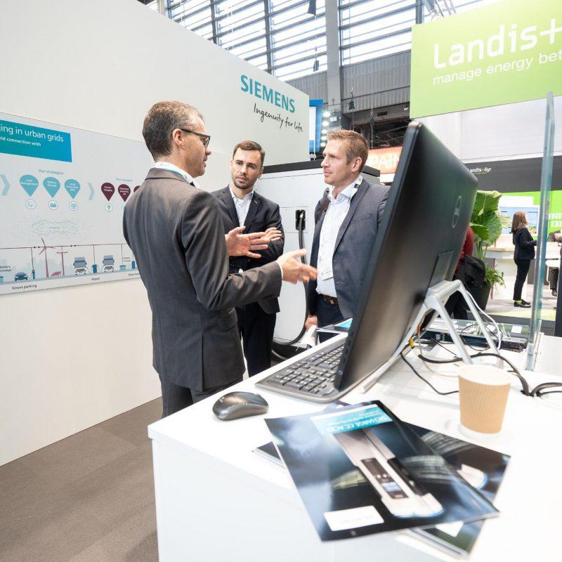 Siemens-Stand
